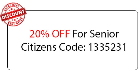Senior Citizens 20% OFF - Locksmith at Plainview, NY - Plainview NYC Locksmith